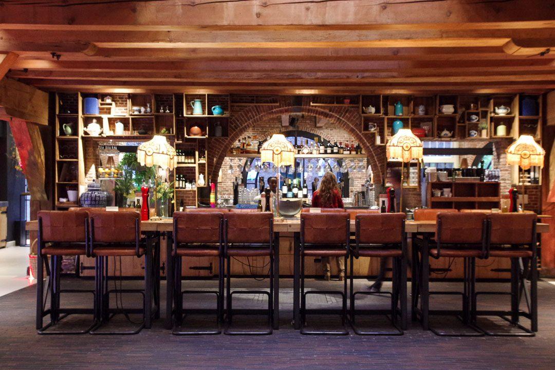 Bar du Stadshotel - Woerden - Pays-Bas