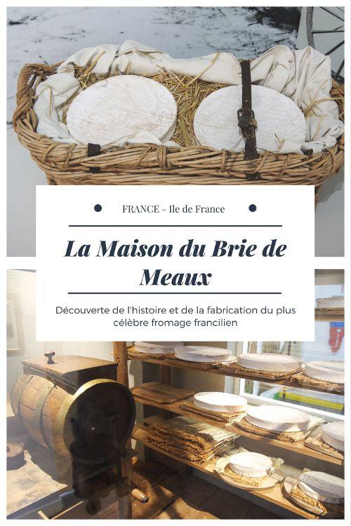 Découverte de l'histoire et de la fabrication du Brie de Meaux avec une dégustation