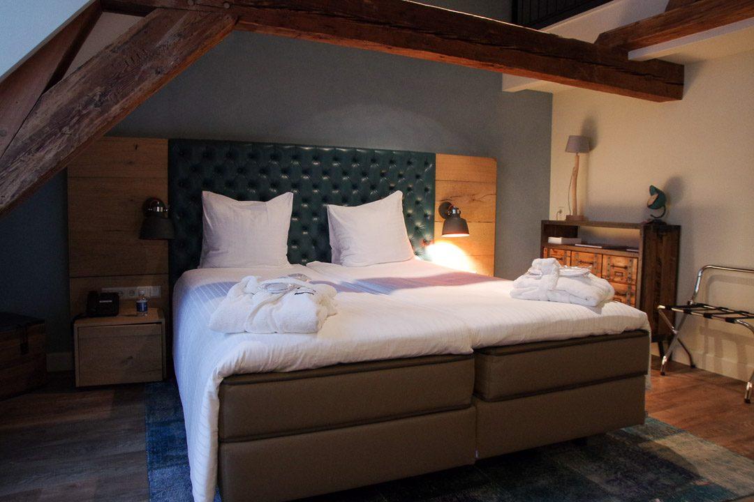 Ma chambre au Stadtshotel de Woerden