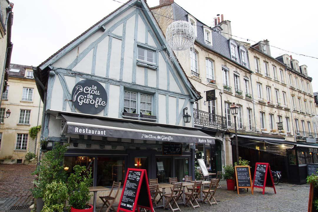 restaurant le Clou de Girofle à Caen