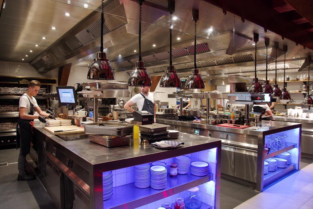 Cuisine du restaurant Von Rossum à Woerden