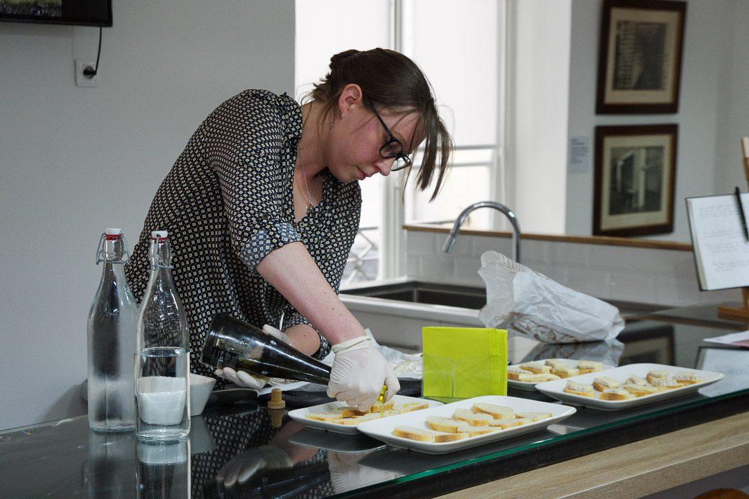 Dégustation de Brie à la Maison du Brie de Meaux