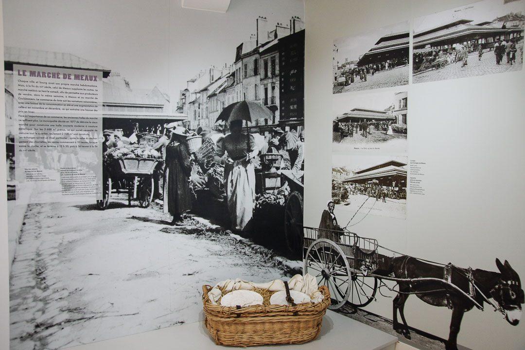 Exposition Maison du Brie de Meaux