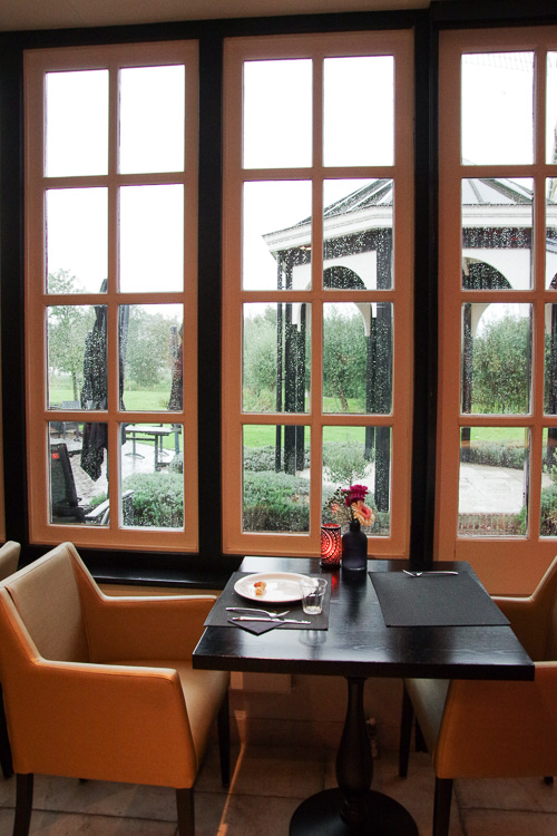 petit déjeuner hôtel De Arendshoeve