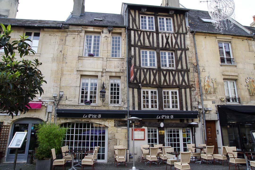 Restaurant le Ptit'B à Caen