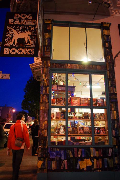 librairie San Francisco