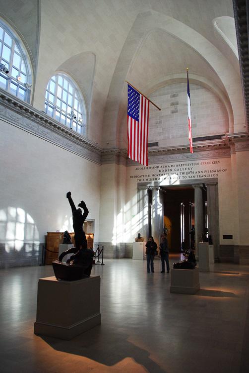 Galerie du Musée de la Légion d'Honneur