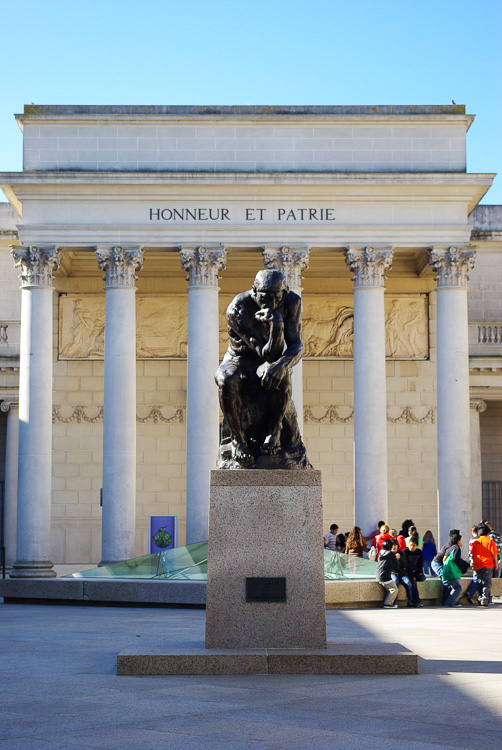 Le musée de la Légion d'Honneur - San Francisco