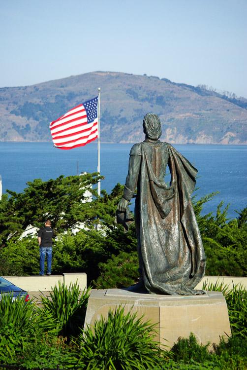 Pioneer Park - San Francisco