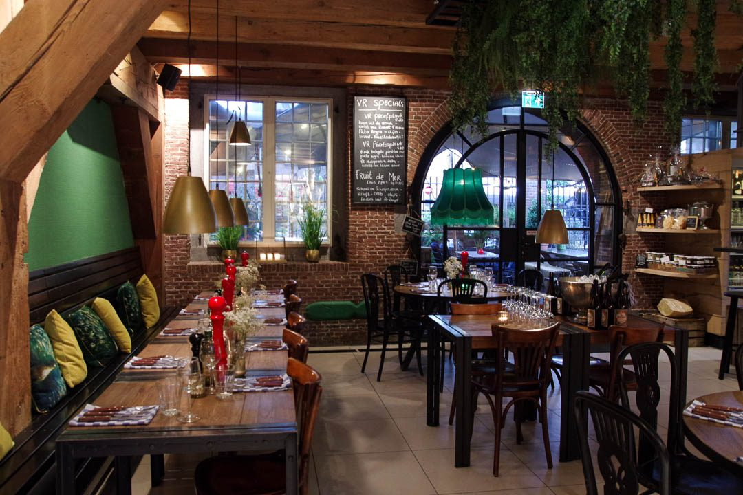 Restaurant Van Rossum à Woerden - Pays Bas