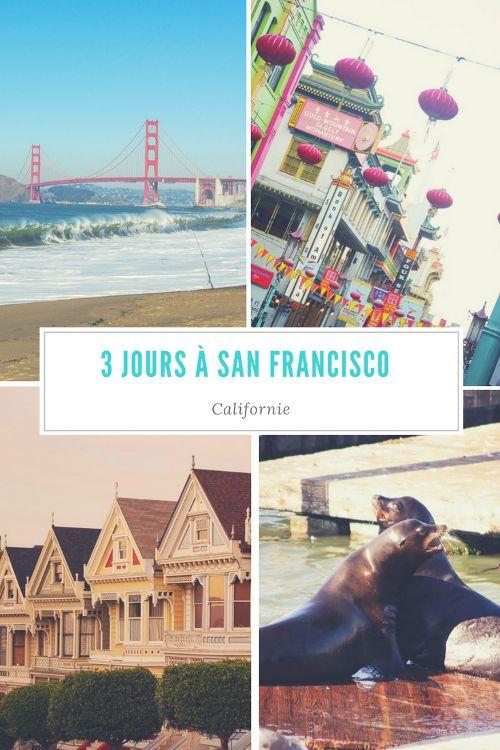 LE guide pratique pour découvrir San Francisco en 3 jours : balade dans la ville, Chinatown, les otaries du Pier 39, visite de la prison d'Alcatraz, Golden Gate Bridge, Golden Gate Park...