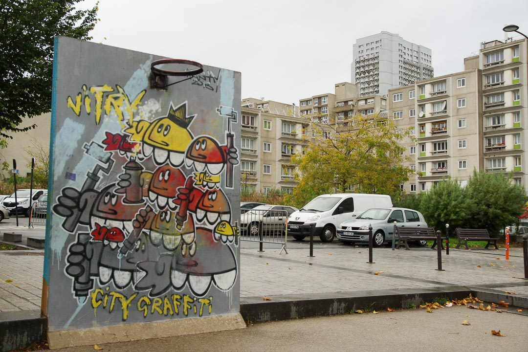 Vitry City Graffiti