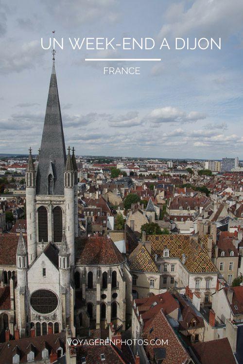 Un petit guide pour découvrir la ville de Dijon en un week-end.