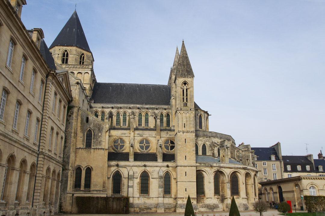 Abbaye aux Hommes - Caen - Normandie