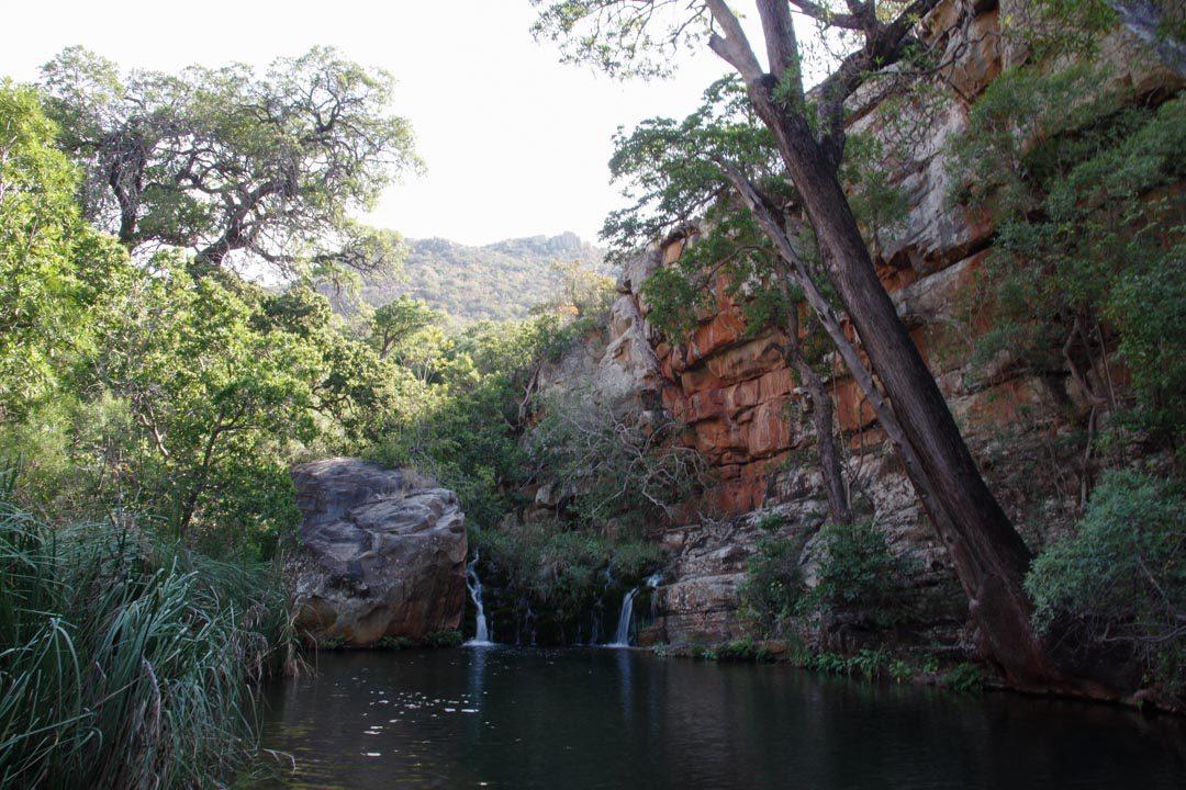 Cascade et Blyde River - Afrique du Sud