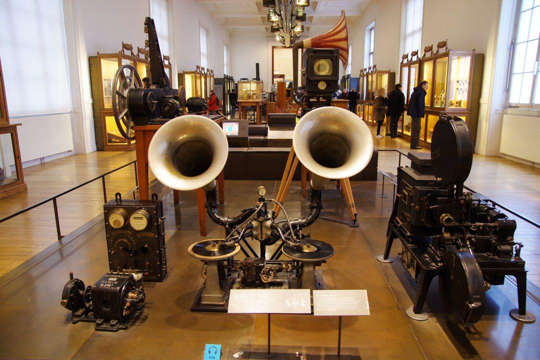 Collection Communication du Musée des Arts et Métiers