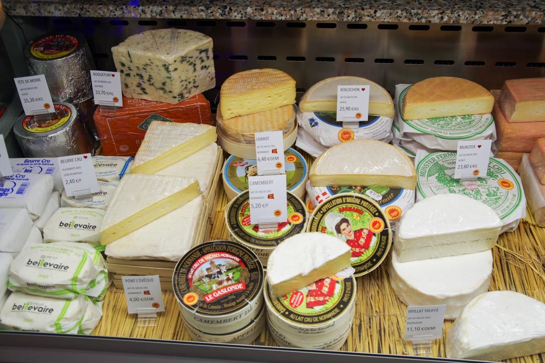 fromage de Normandie