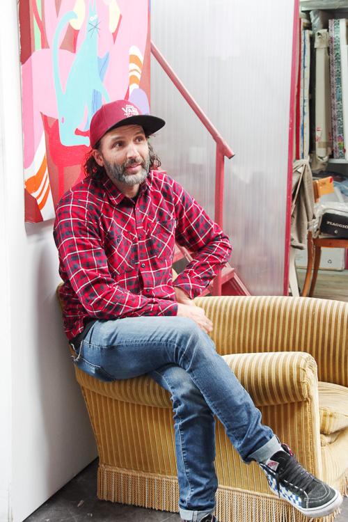 rencontre avec l'artiste Toulousain Tilt