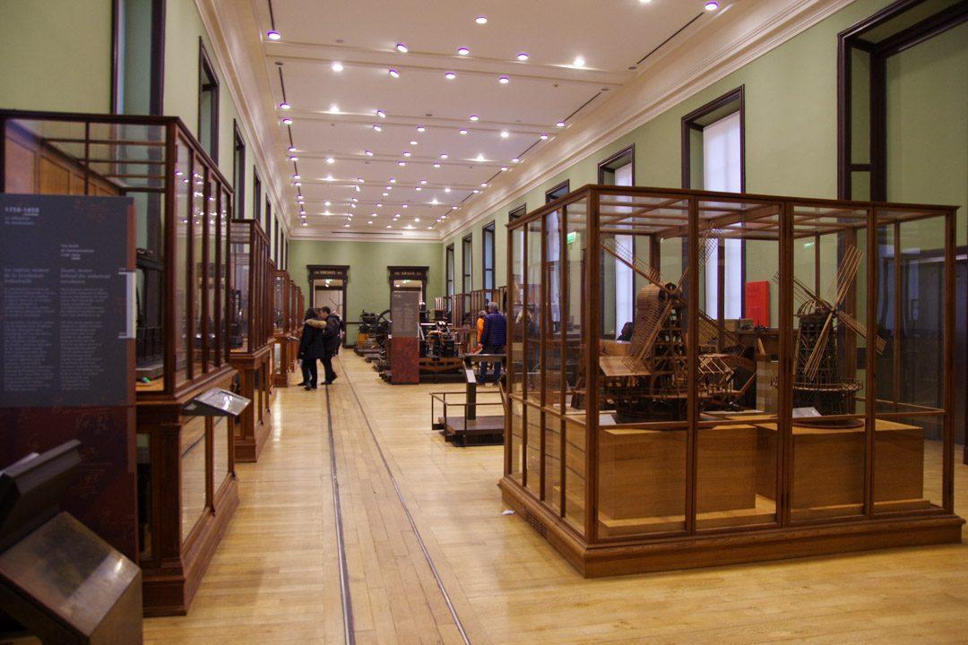 Visite du Musée des Arts et Métiers à Paris