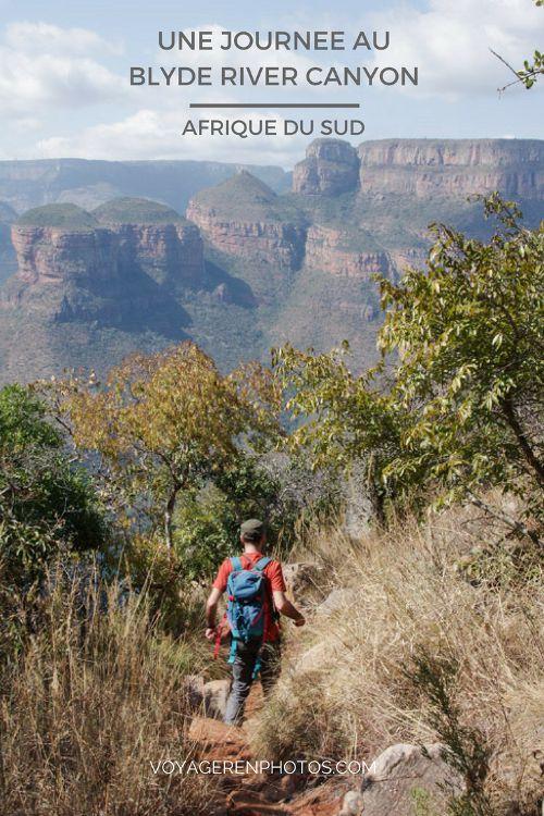 Visite de la Blyde Canyon Nature Réserve en une journée depuis Graskop - Afrique du Sud