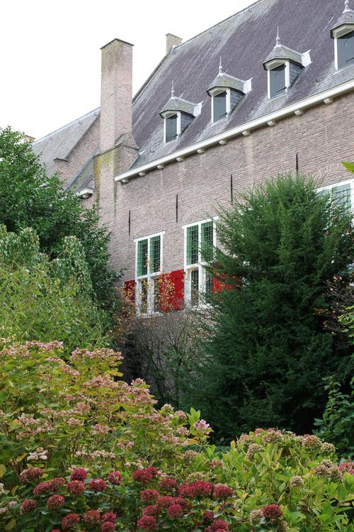 Une belle maison de Gouda
