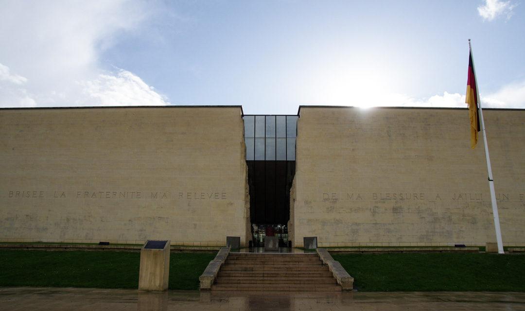 Ma visite au Mémorial de Caen