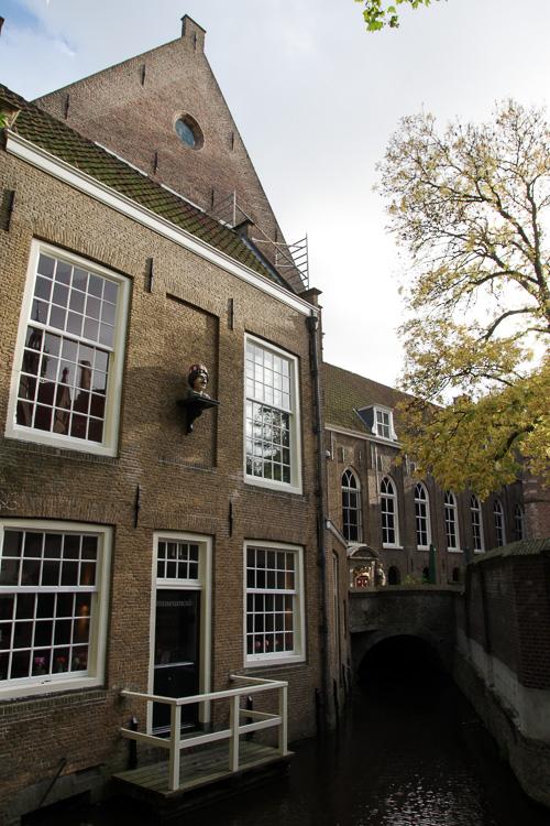 le Musée de Gouda - vue extérieure
