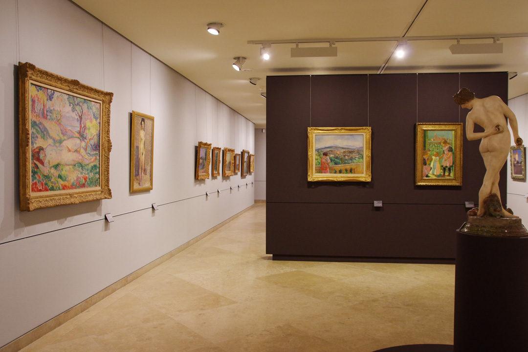 Musée des Beaux Arts de Caen - art moderne