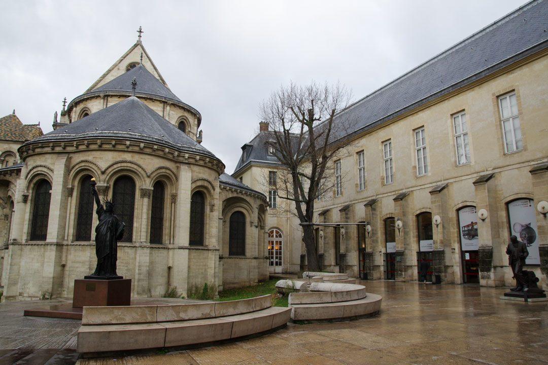 Le Musée des Arts et métiers à Paris