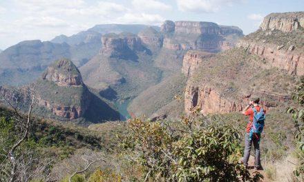 Une journée au Blyde River Canyon