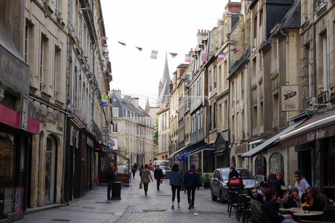 Rue Saint Pierre Caen