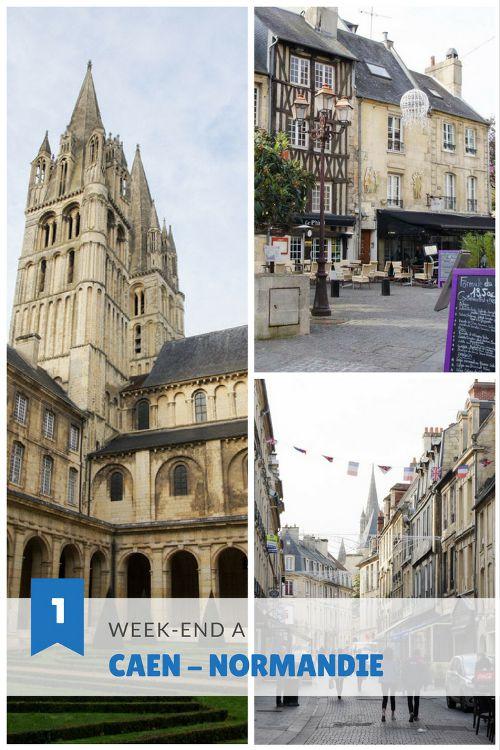 Que faire à Caen en un week-end ? Découverte des incontournables : le château de Guillaume le Conquérant, l'Abbaye aux Hommes, l'Abbaye aux Dames. Shopping et bonnes adresses gourmandes