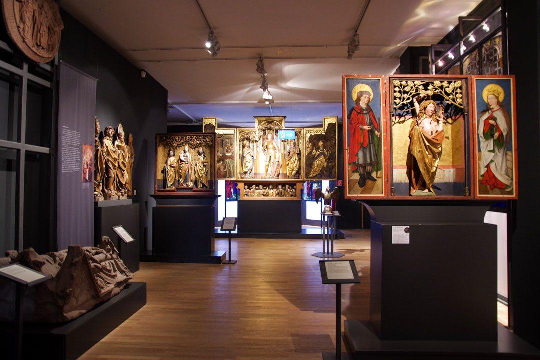 Collection du Moyen-Age - Musée régional de Bade à Karlsruhe