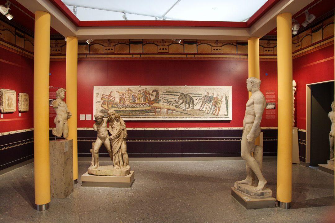 Collection antiquité - Musée régional de Bade à Karlsruhe