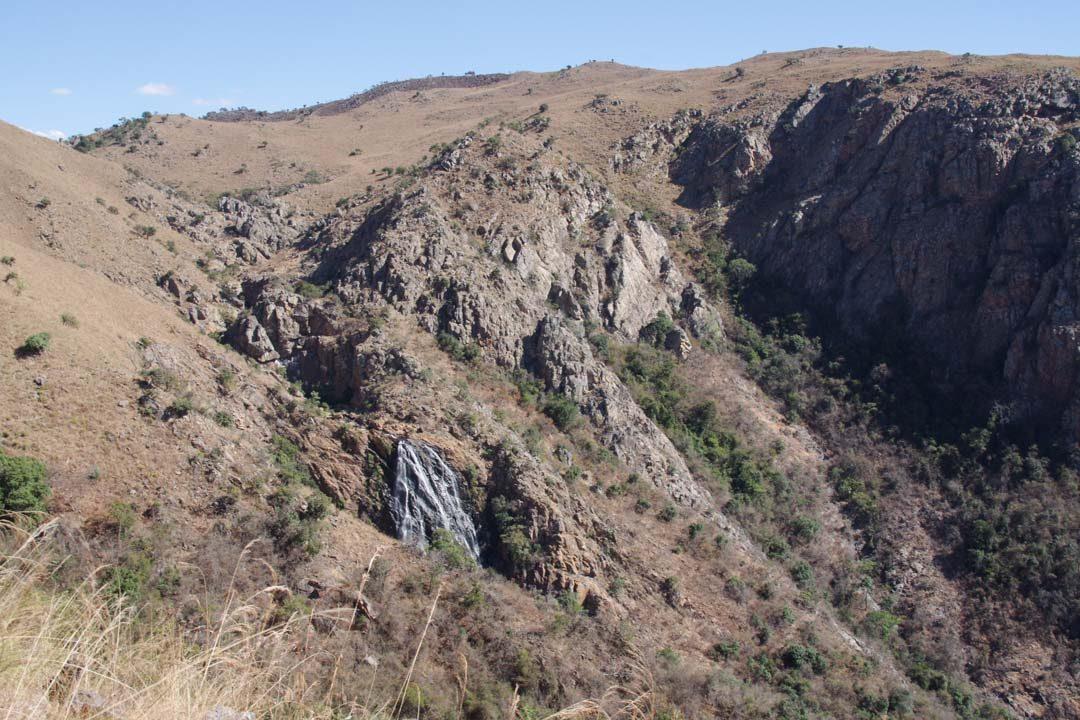 cascade Malolotja Nature Reserve - Swaziland