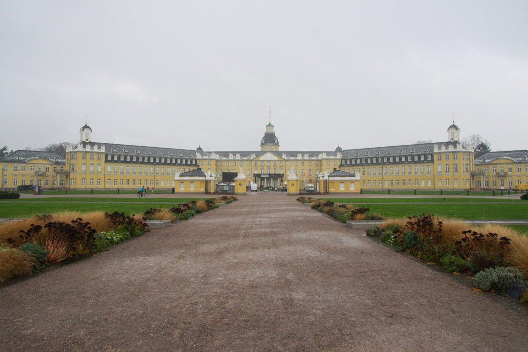 Chateau de Karlsruhe