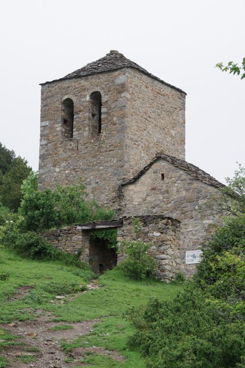 Ermitage de Tella - Parc d'Ordesa et du Mont Perdu