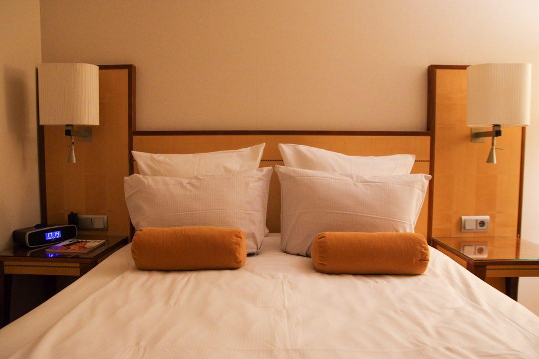 Chambre à l'ACHAT hotel à Karlsruhe
