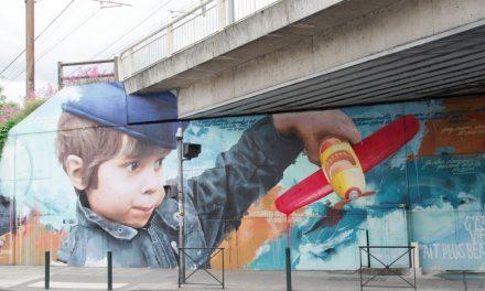 Balade street art à Toulouse
