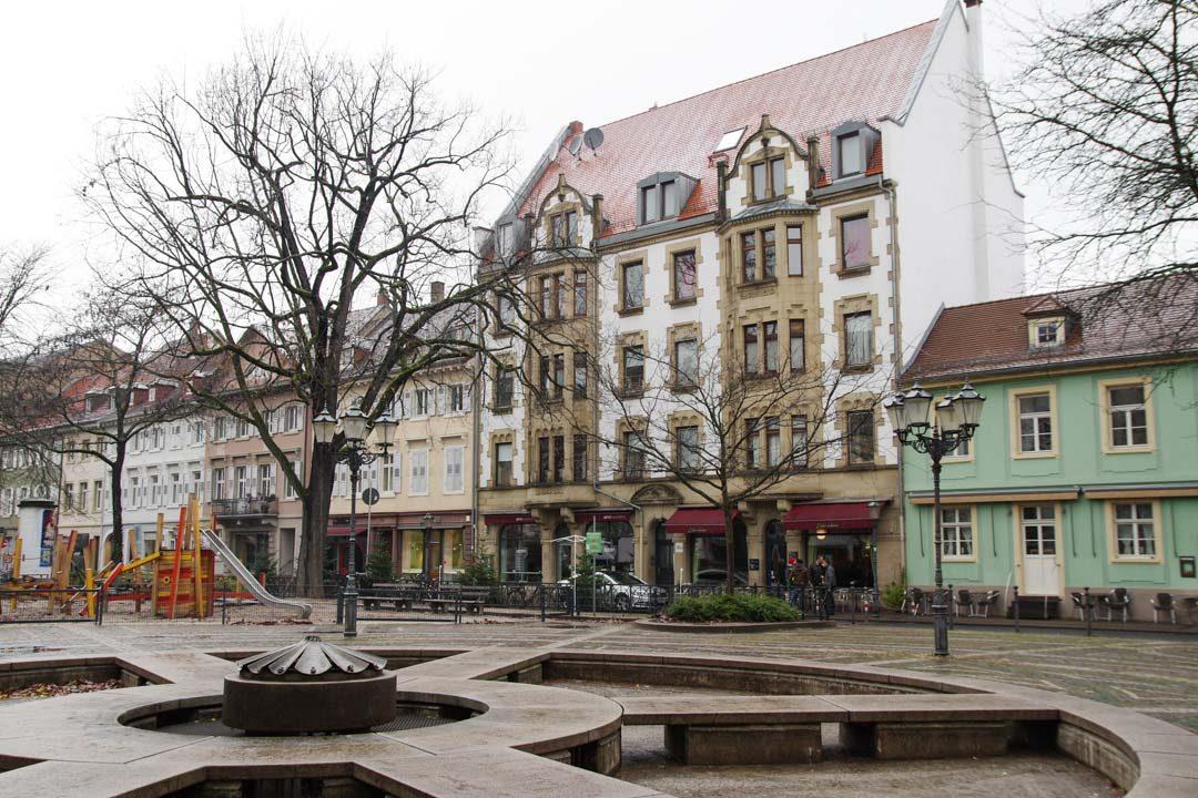 Lidell Platz à Karlsruhe