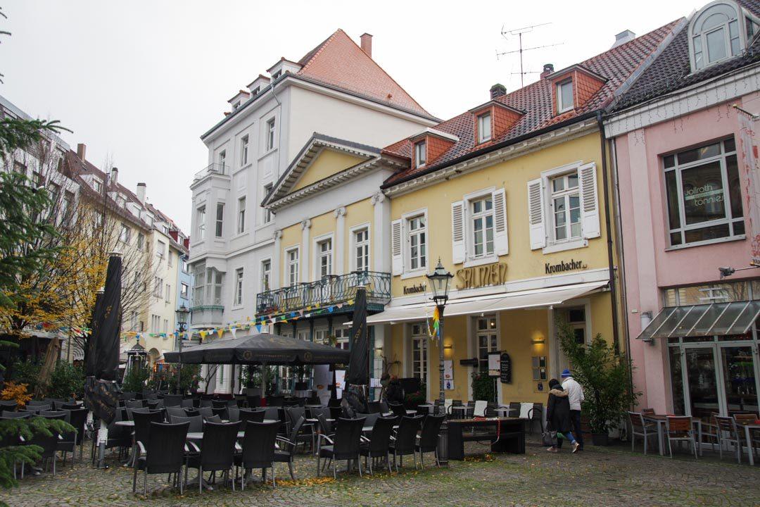 Ludwig Platz - Karlsruhe