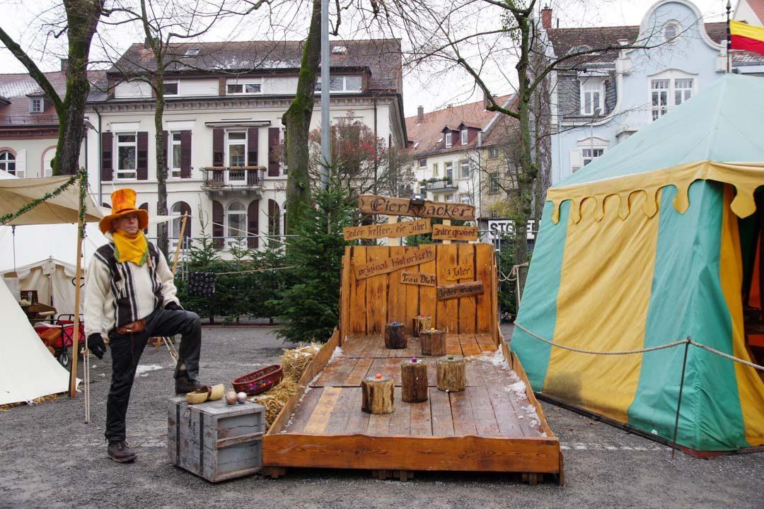 marché médiéval de Durlach