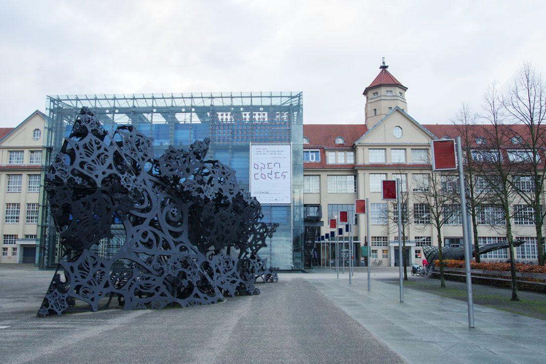 Bâtiment du musée ZKM de Karlsruhe