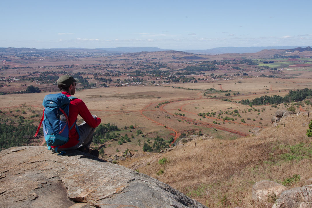 Mantenga View Point - Mlilwane Wildlife Sanctuary