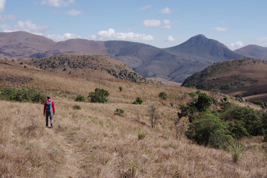 Randonnée dans la réserve de Malolotja au Swaziland