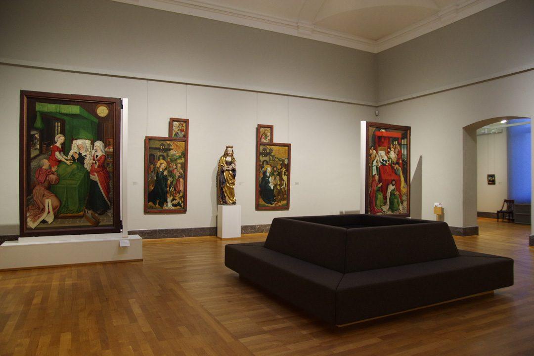 Collection permanente du musée des Beaux-Arts de Karlsruhe