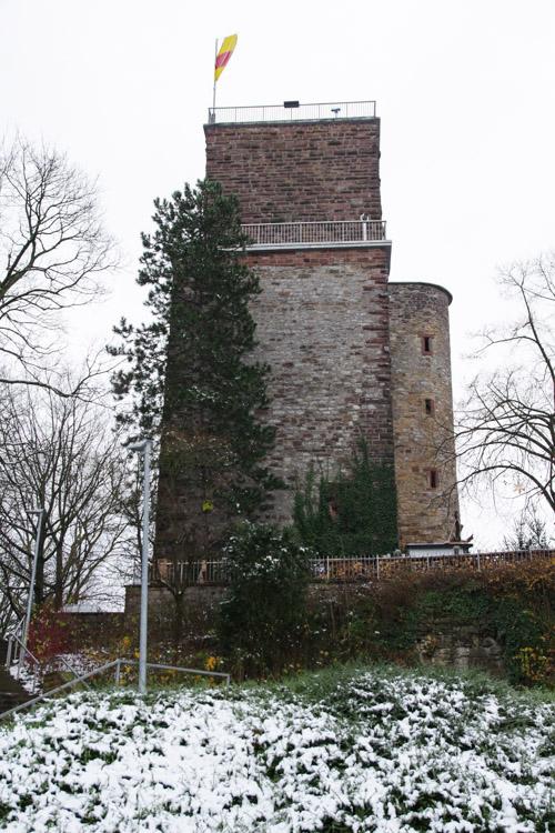 Tour de Turmberg à Durlach