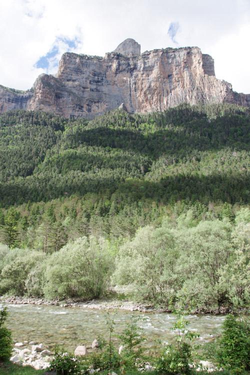 Vallée d'Ordesa - Pyrénées Espagnoles