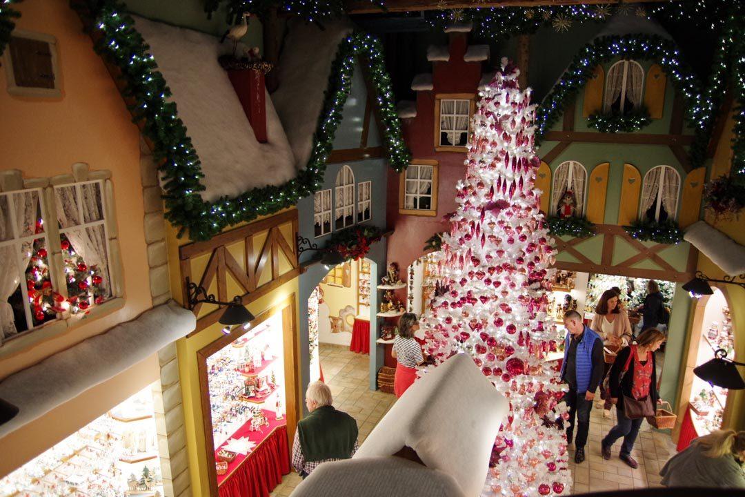 Boutique Féerie de Noël à Riquewihr