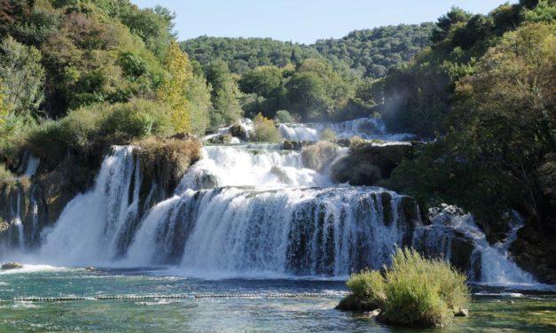 Visite du Parc National de Krka